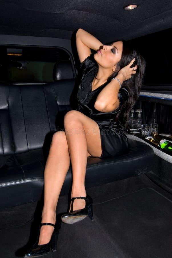 Femme hispanique sexy. photos stock