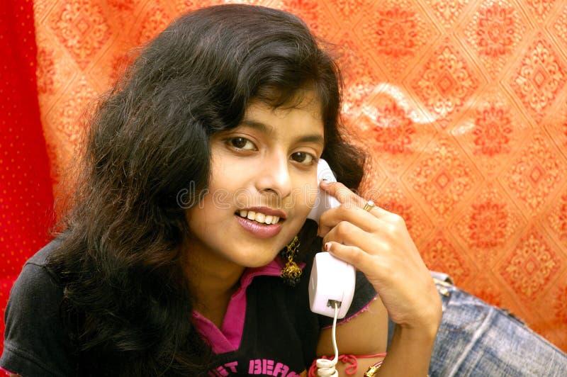 Femme indien. photo libre de droits