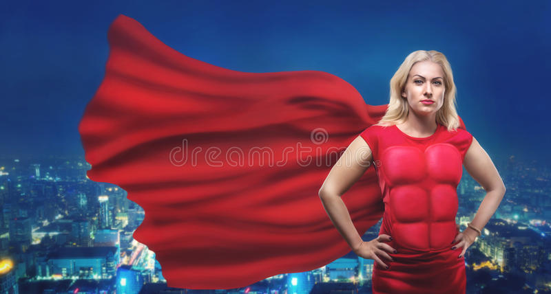 Femme intense image libre de droits