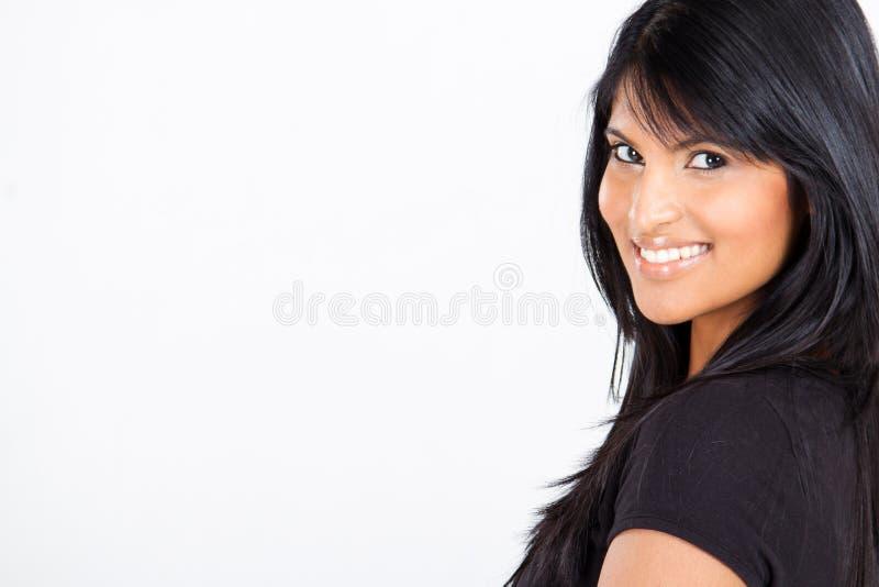 Femme latine attirante images stock