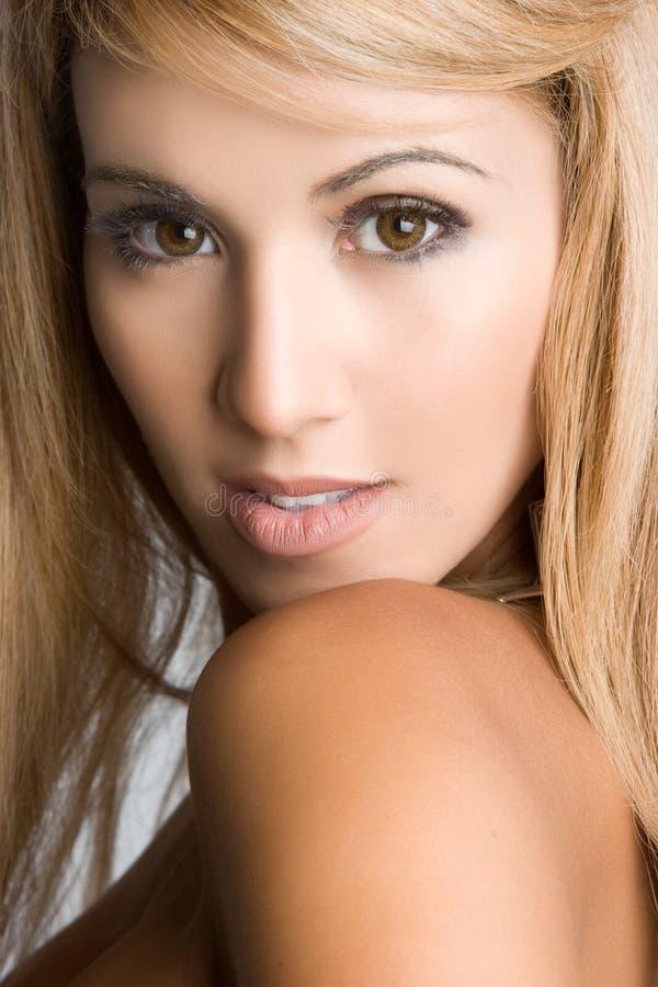Femme magnifique de Latina photographie stock libre de droits