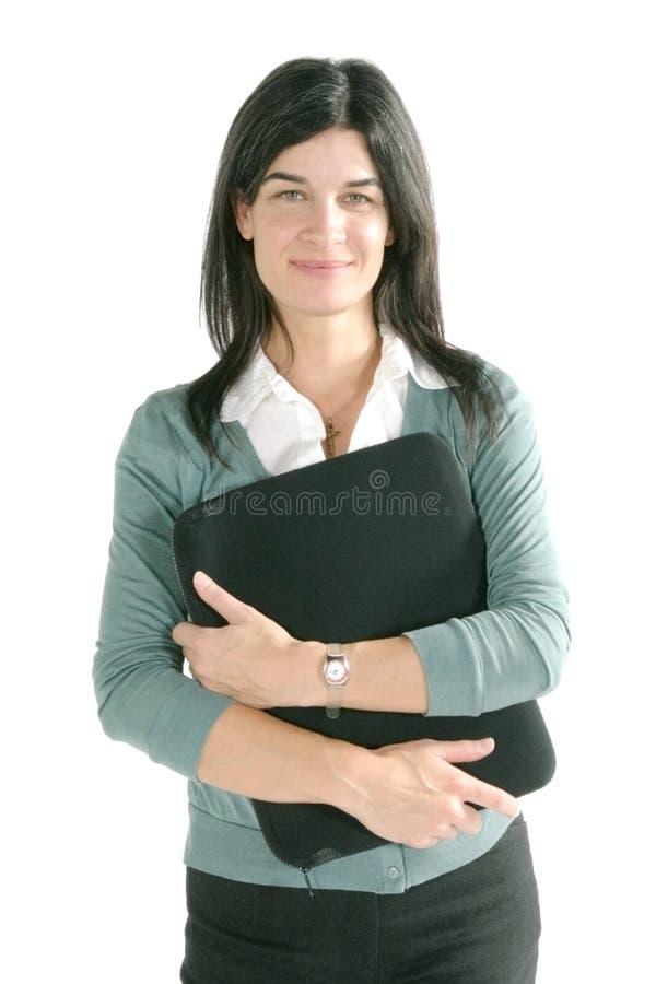 Femme occasionnelle d'affaires photo libre de droits