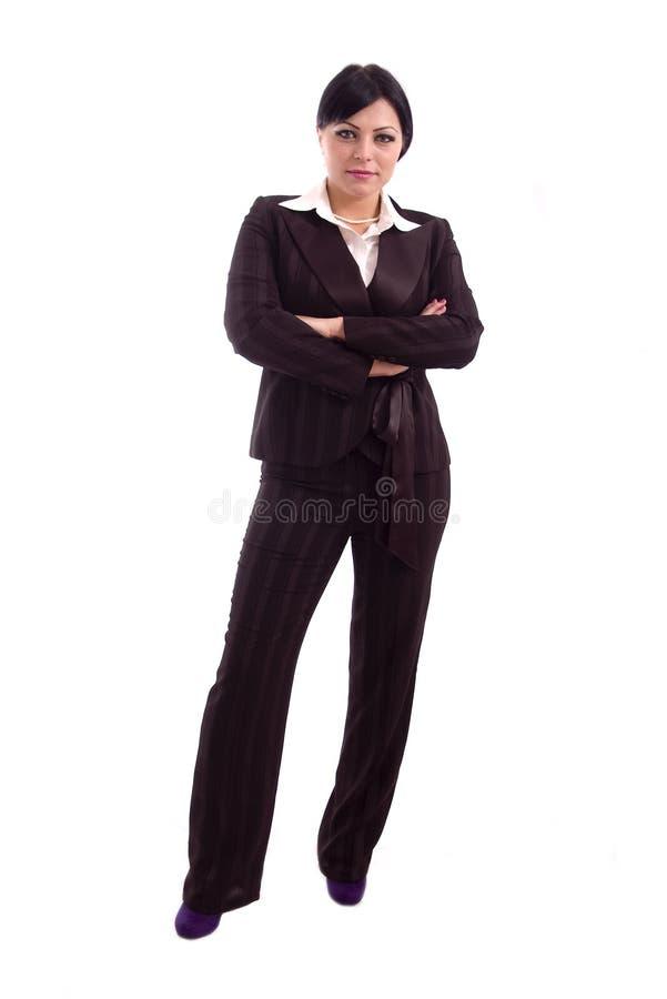Femme réussie d'affaires photo libre de droits