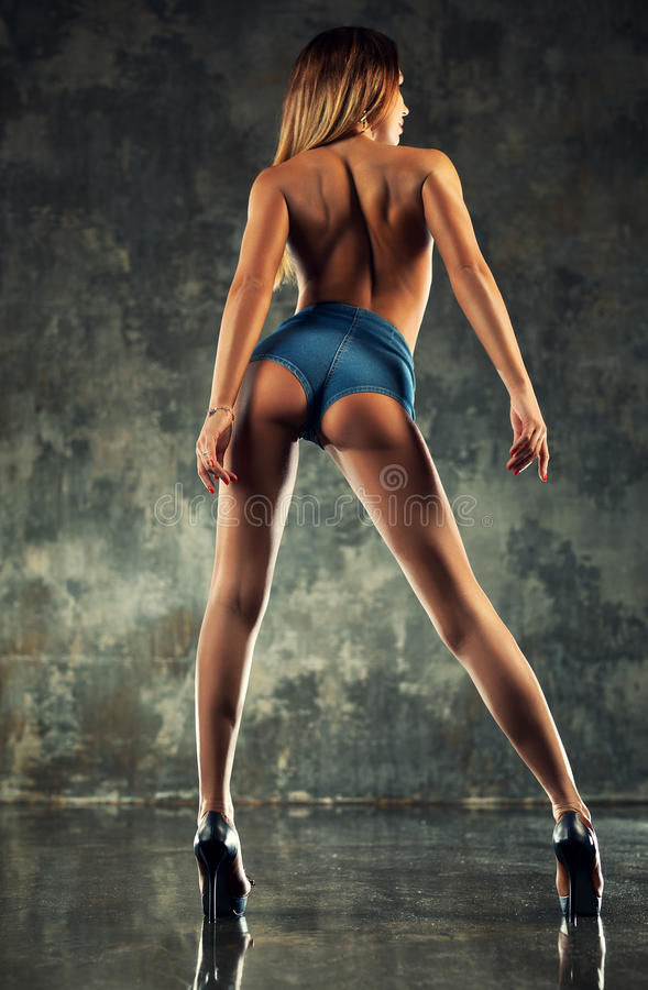 Femme sexy photos libres de droits