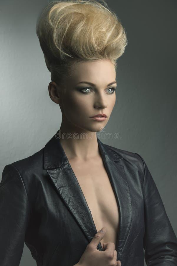 Femme sexy de mode image stock