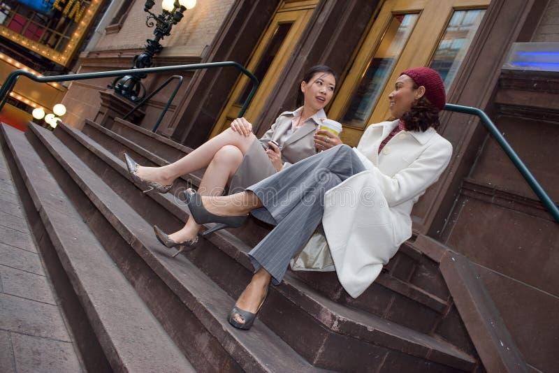 Femmes d'affaires photographie stock