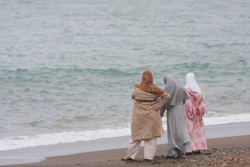 Femmes du Maroc photos stock