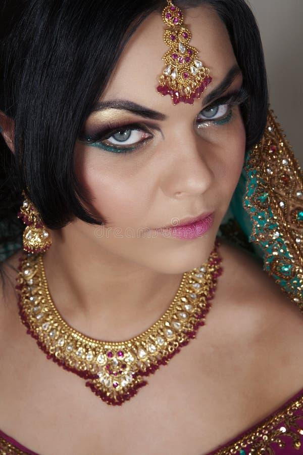Femmes indiennes photo stock