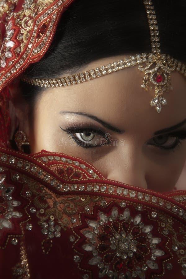 Femmes indiens photographie stock