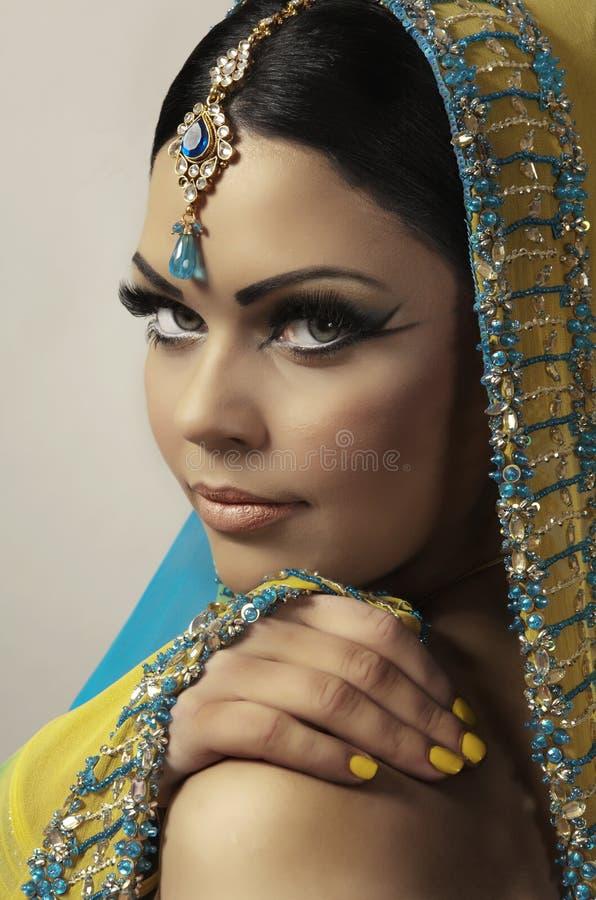Femmes indiens photos stock