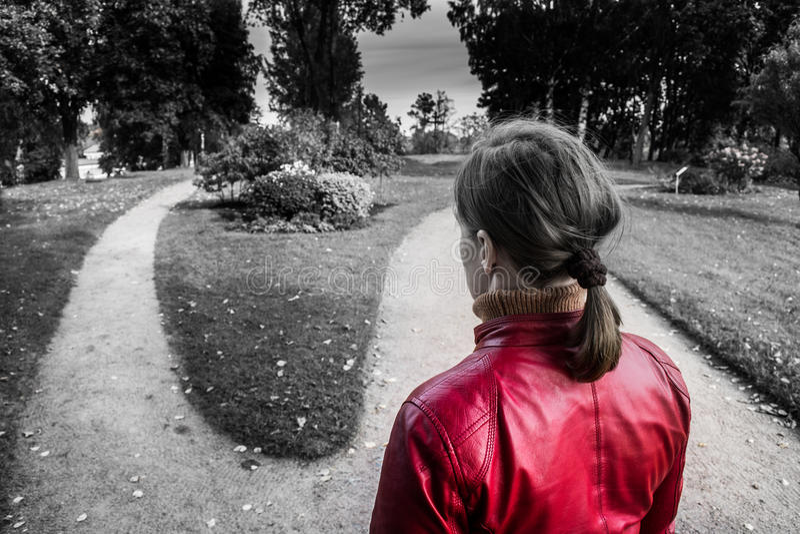 femmina fotografia stock libera da diritti