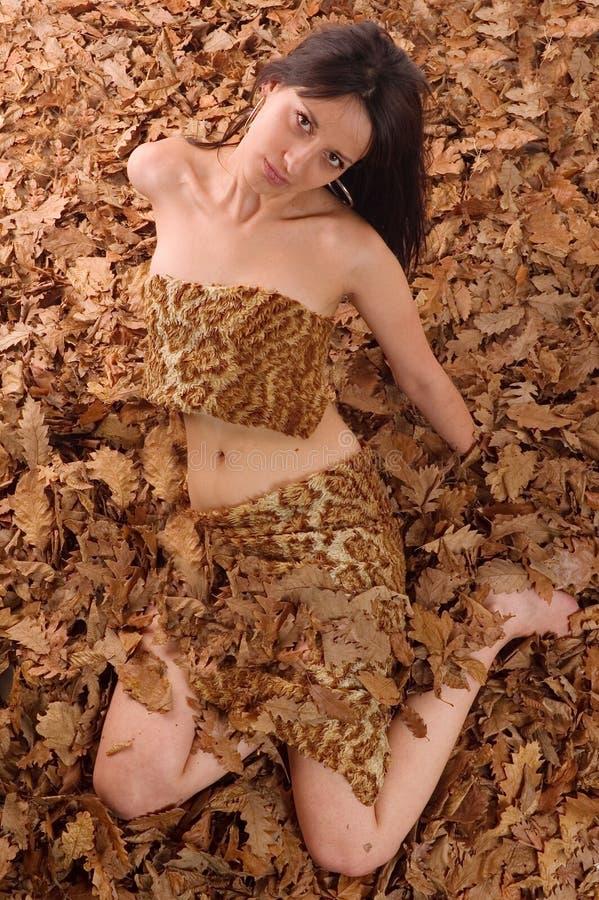 Femmina naturale sexy fotografia stock libera da diritti