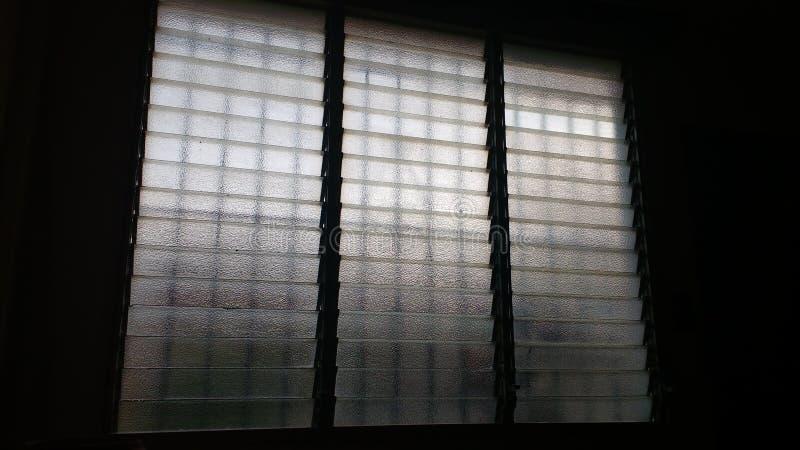 Fenêtre photo libre de droits