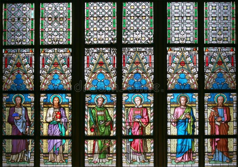 Fenêtre D\'Alfons Mucha Stained Glass De Peintre D\'Art Nouveau Dans ...