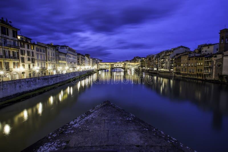Fenêtre de Florence Italy sur la mer photo stock