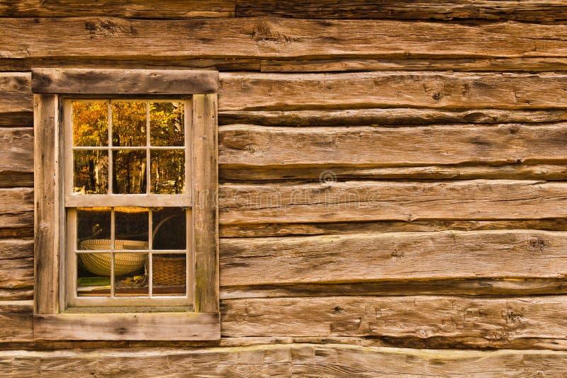 Fenêtre de moulin de Mabry photos libres de droits