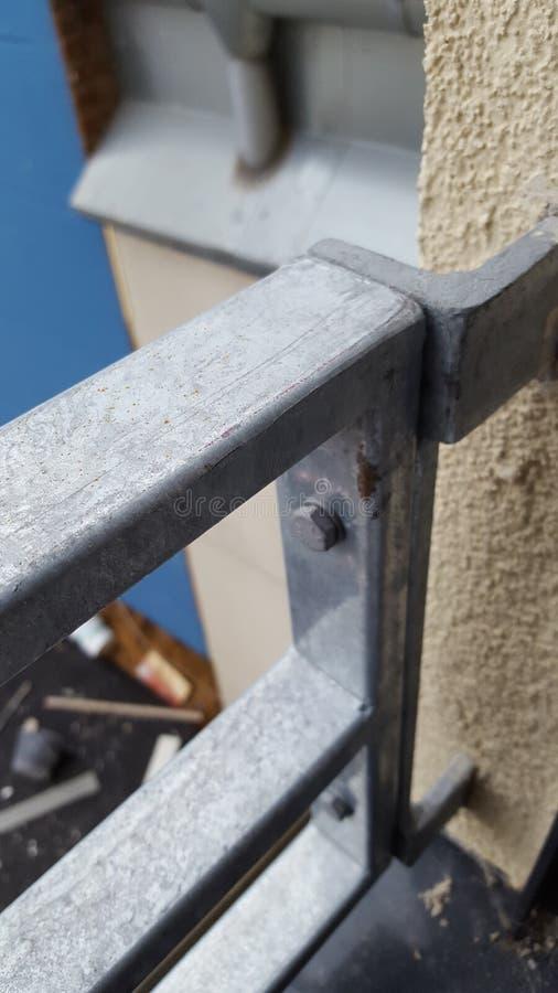 Fenêtre de sécurité photo libre de droits
