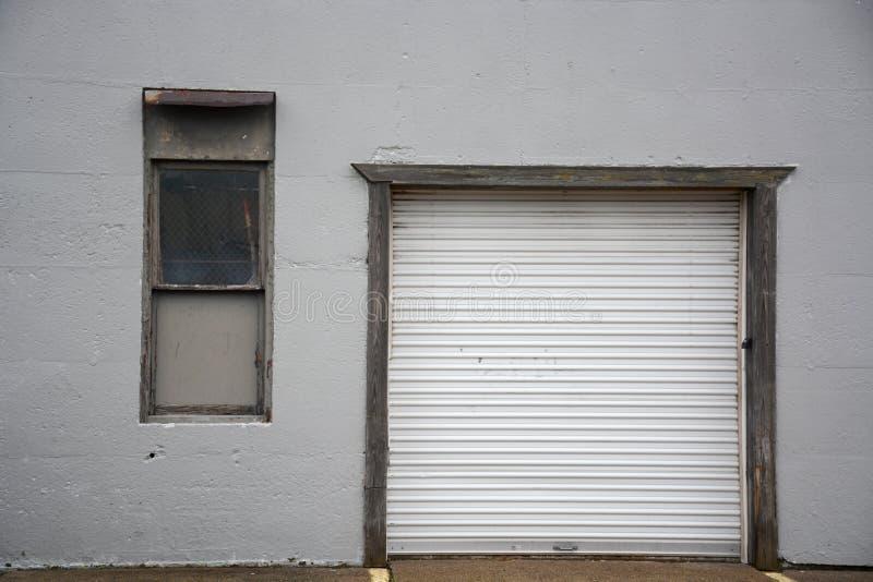 Fenêtre et porte image libre de droits