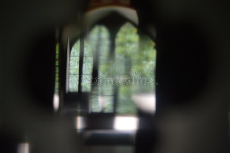 Fenêtre réflexe photos libres de droits