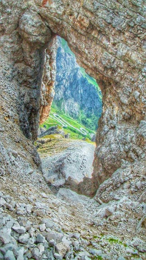 Fenêtre sur le monde photos libres de droits