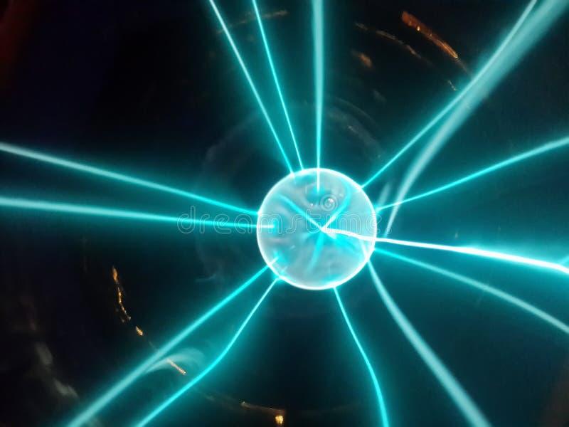 Fenômeno do plasma imagens de stock