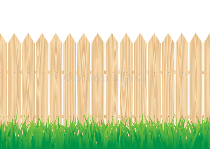 Download Fence stock vector. Image of backgrounds, material, knots - 11233574