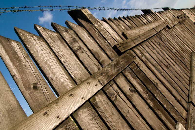 Download Fence stock image. Image of wide, thread, prohibition - 13568847