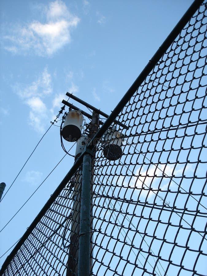 Fence royalty free stock photos