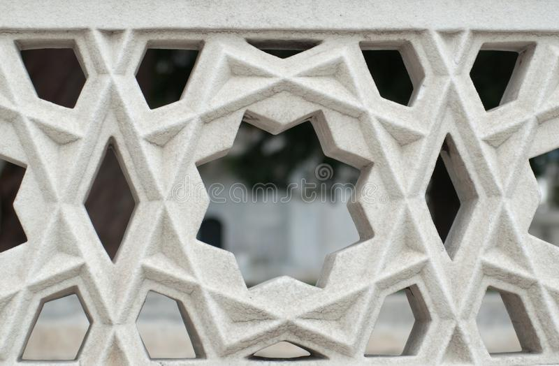 Download Fence Stone Decoration Royalty Free Stock Photos - Image: 27575418