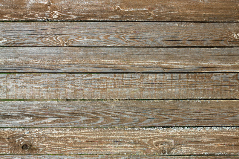 Horizontal Wood Fence Texture fence from wooden horizontal planks as background closeup stock