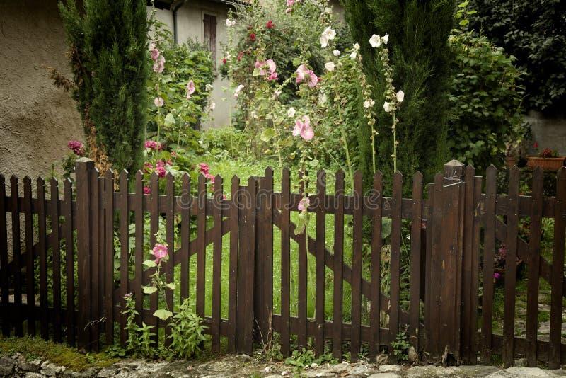 Fences stock images
