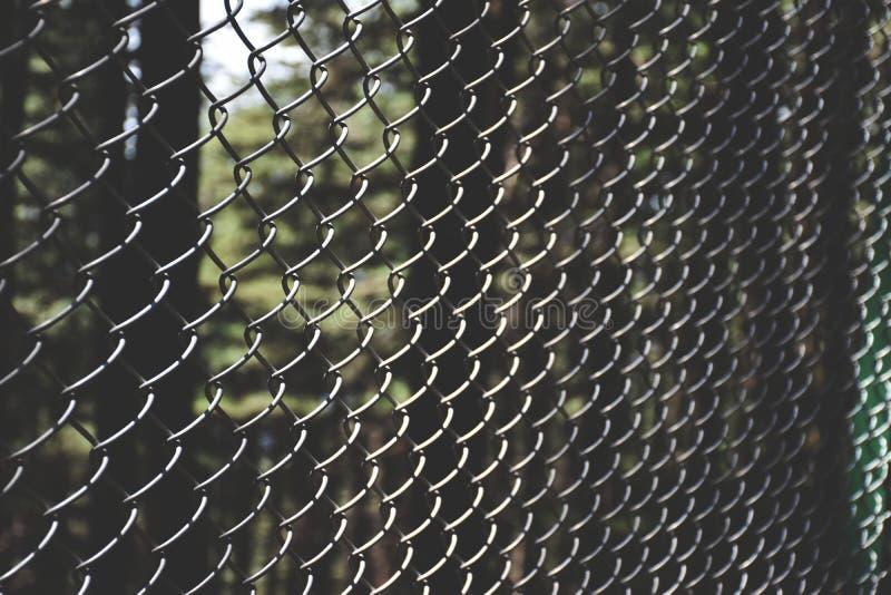 fencing royalty-vrije stock foto