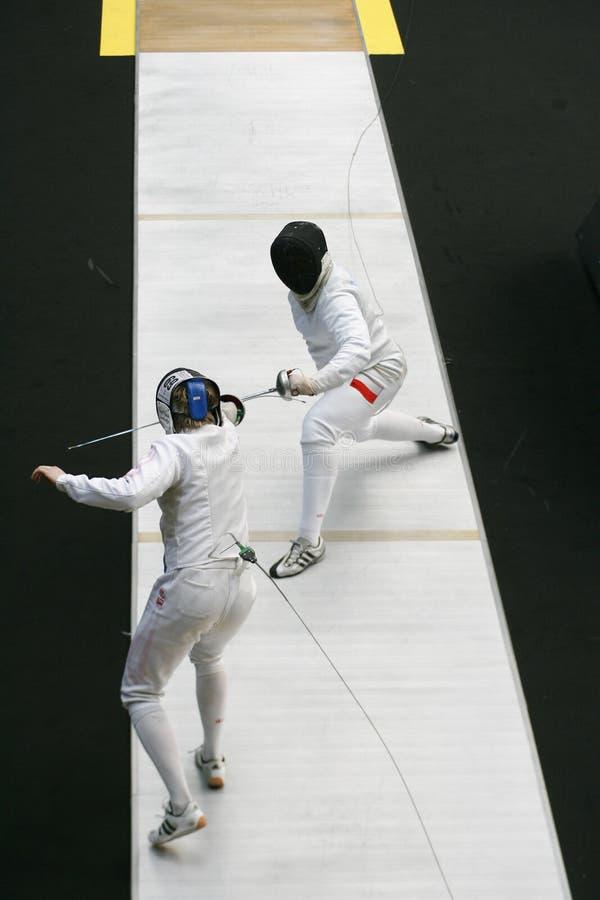 Download Fencing stock image. Image of sport, fencer, sword, sportsman - 7845357