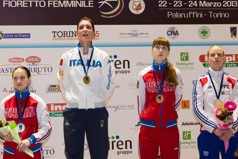 Fencing Cup Torino 2013