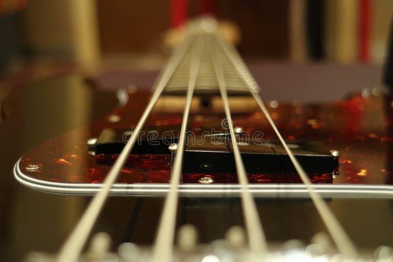 Fender pbass III obraz stock