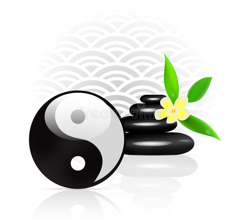 Feng Shui Background Stock Photos