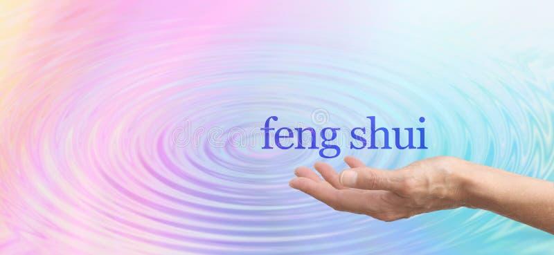 Feng Shui en el centro imagenes de archivo