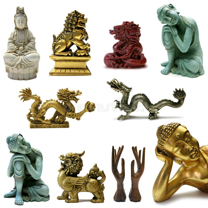 Free Feng Shui Sampler Stock Photos - 5349103