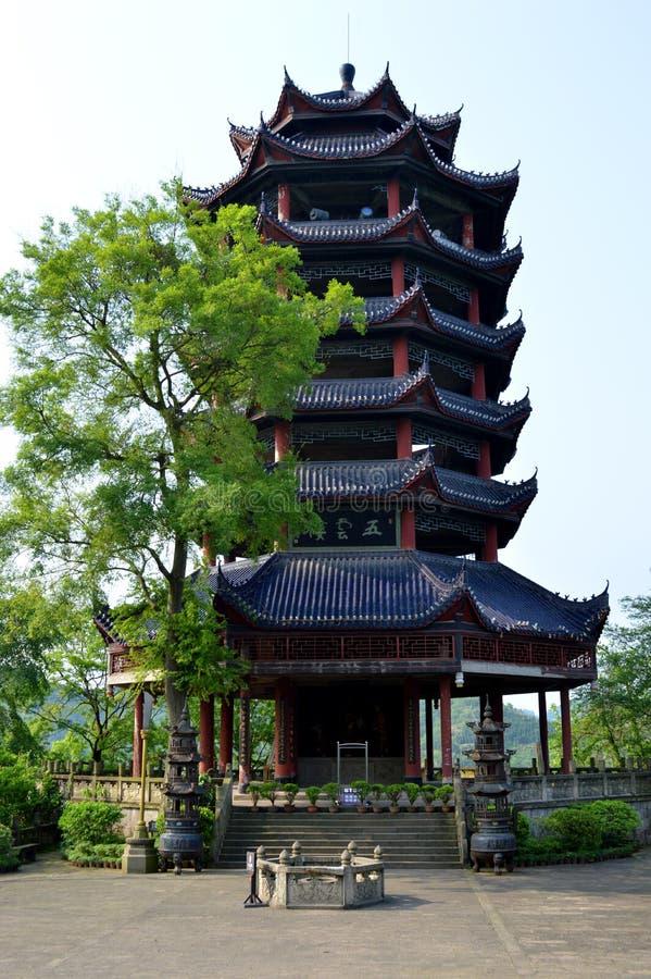 Fengdu fotos de archivo