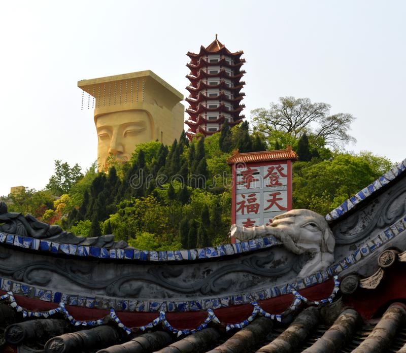 Fengdu imagenes de archivo
