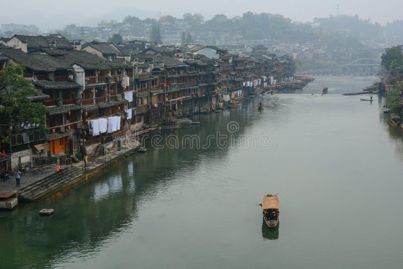 Fenghuangstad, China royalty-vrije stock fotografie