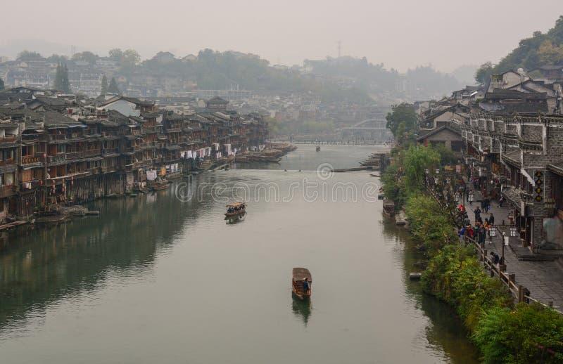 Fenghuangstad, China royalty-vrije stock afbeeldingen