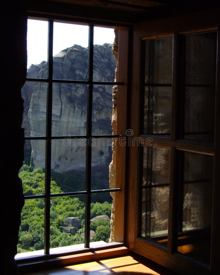Fenster 1 stockfoto