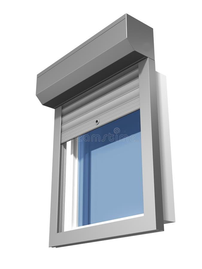 Fenster lizenzfreie abbildung