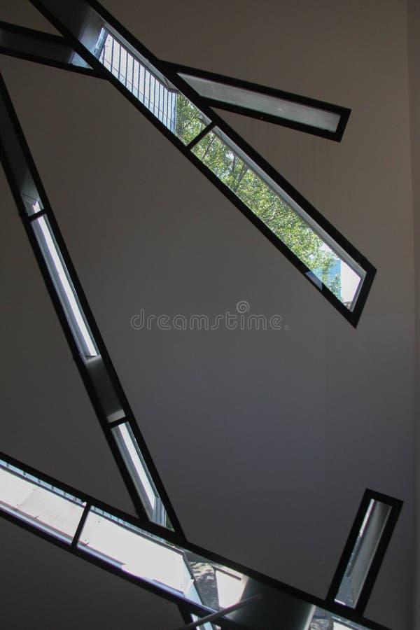 Fenster ` s Ansicht stockbild