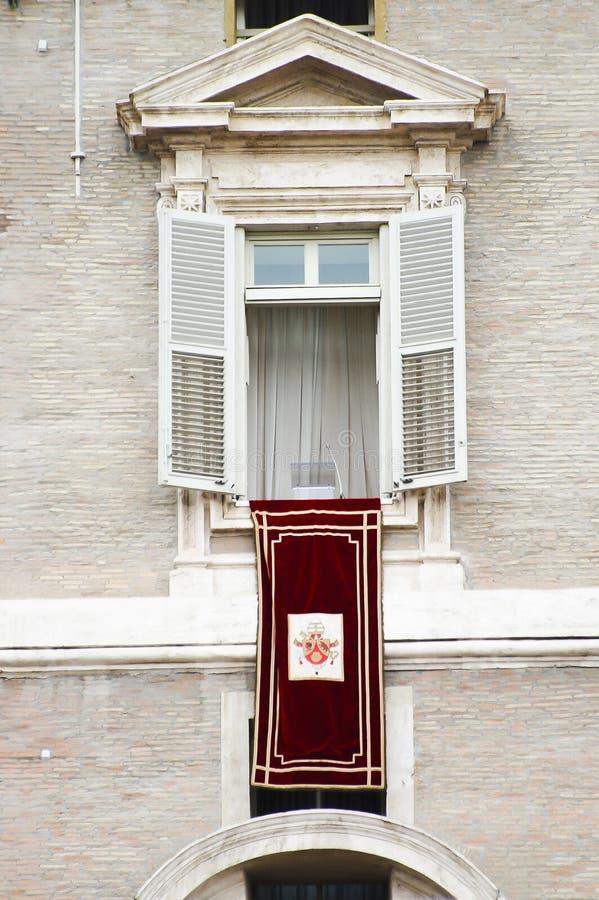 Papst Fenster
