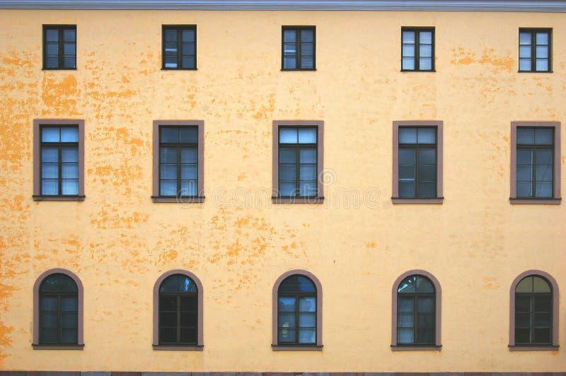 Fensterart stockfotografie
