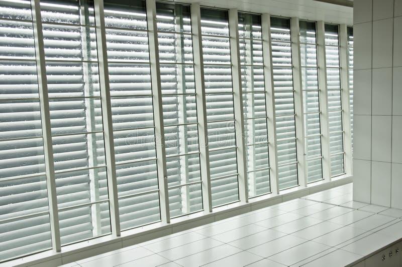 Fensterpanels lizenzfreie stockbilder