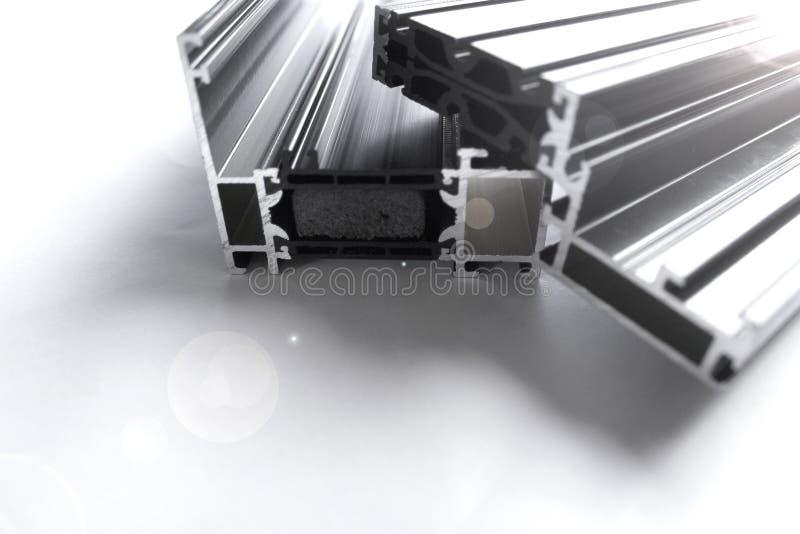 Fensterprofile lizenzfreies stockbild