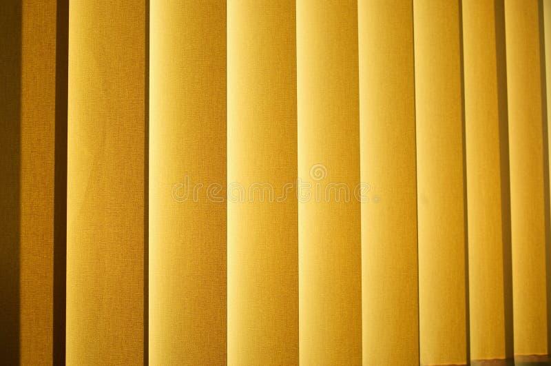 Fenstervorhänge stockfoto